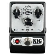 Pedal Analog TapTempo Delay PADT NIG