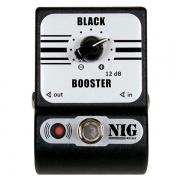 Pedal Black Booster PBB NIG