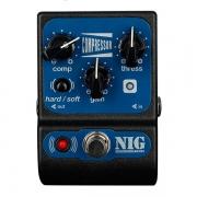 Pedal Para Guitarra Compressor PCM NIG