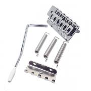 Ponte Tremolo Para Guitarra BT07 Cromada Andaluz