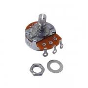 Potenciômetro para Guitarra e Baixo A 250k 24/15mm Alpha