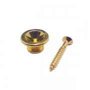 Roldana Grande SB2GD Com Parafuso Dourada Unidade