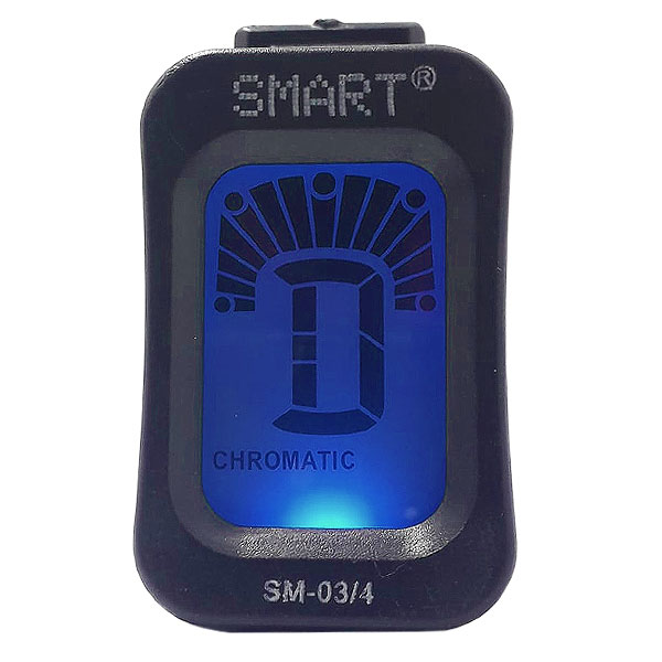 Afinador Para Guitarra Baixo Violão SM03/4 Smart