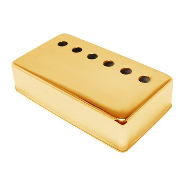 Capa Metalica Humbucker 53mm Dourada