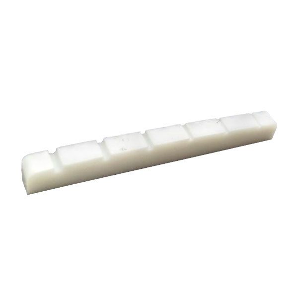 Capotraste Para Guitarra Plastico Ne4034 Branco