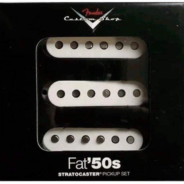 Captador Fender Custom Shop Fat 50s Trio Strato