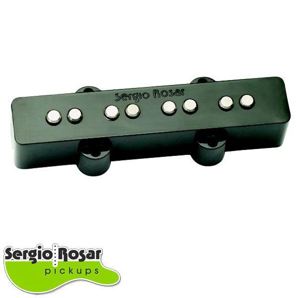 Captador para Baixo Jazz Bass Sergio Rosar Hot Ponte