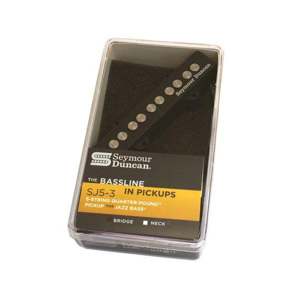 Captador para Baixo Seymour Duncan Bass Lines SJ5-3B