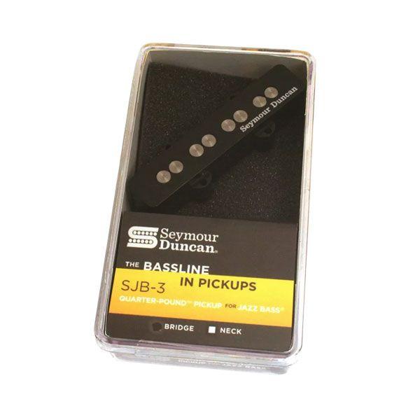 Captador para Baixo Seymour Duncan Bass Lines SJB-3b