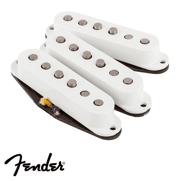 Captador Para Guitarra Fender Texas Special Trio Branco