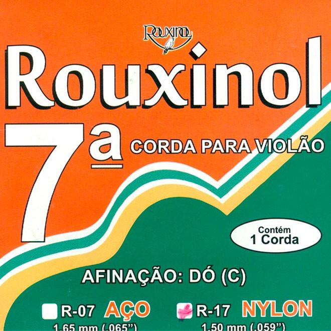 Corda Avulsa 7a Nylon R-17 059 Rouxinol