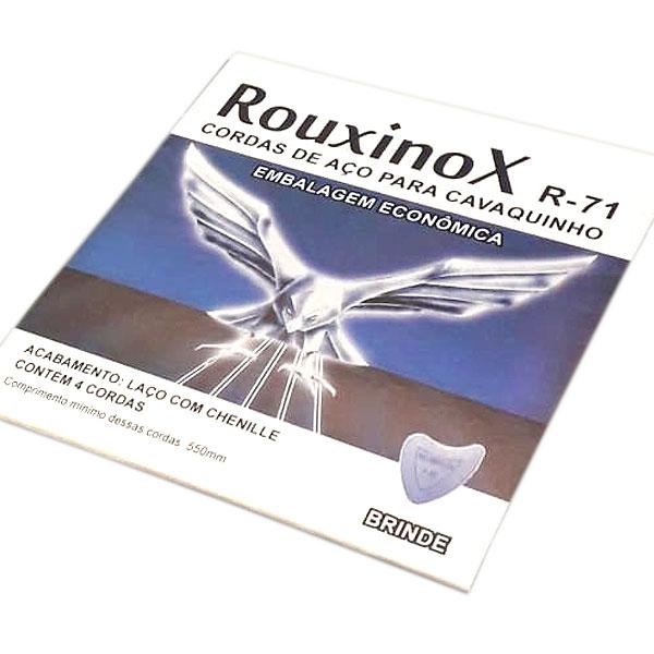 Corda Para Cavaco Inox Com Chenille R-71 Rouxinol