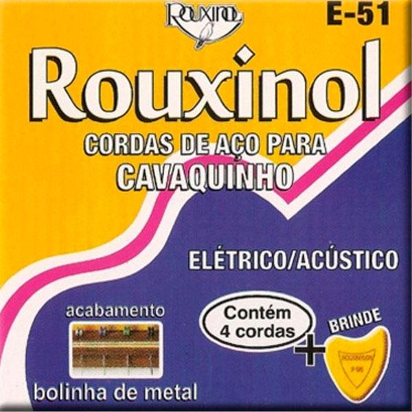 Corda Para Cavaco Rouxinol E-51