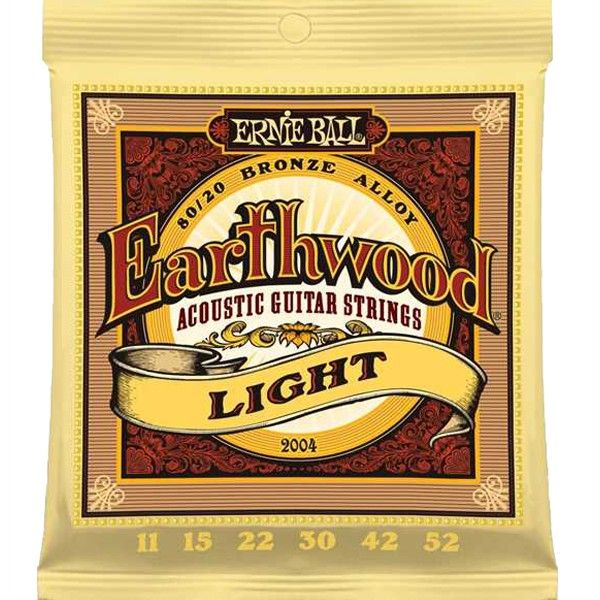 Corda Para Violao Ernie Ball 011 Light