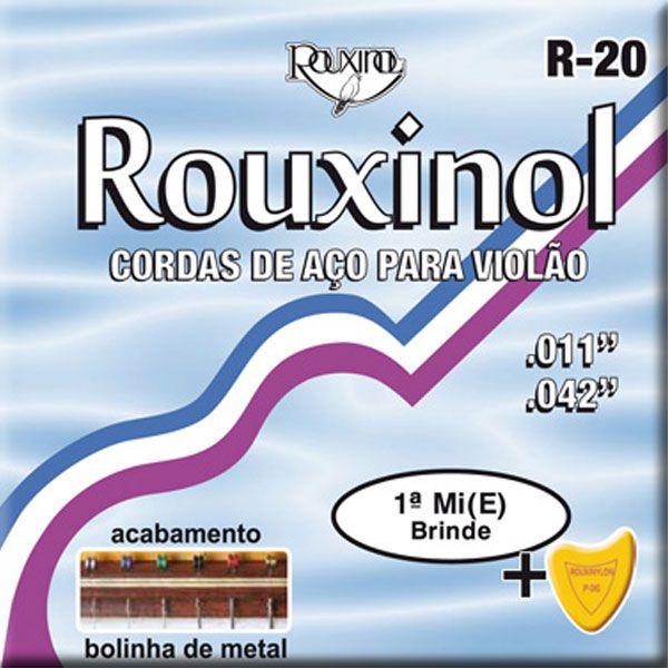 Corda Para Violão Rouxinol Aço Inox