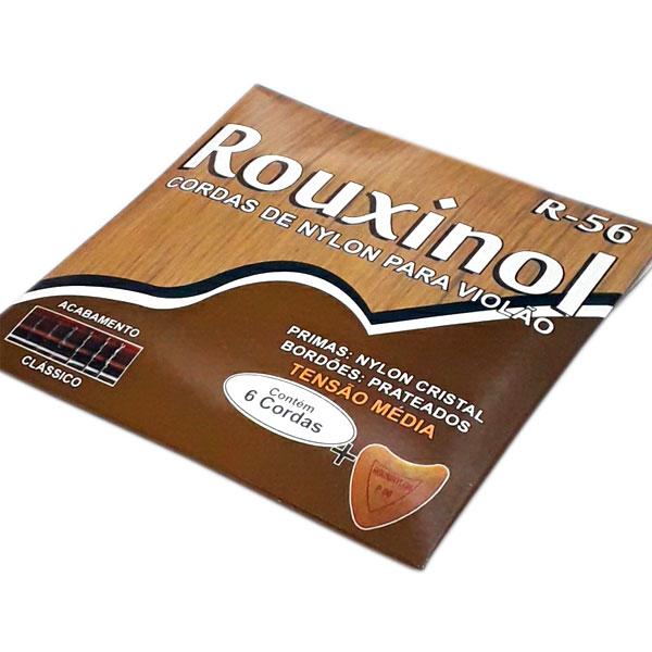 Corda Para Violão Nylon R-56 Rouxinol