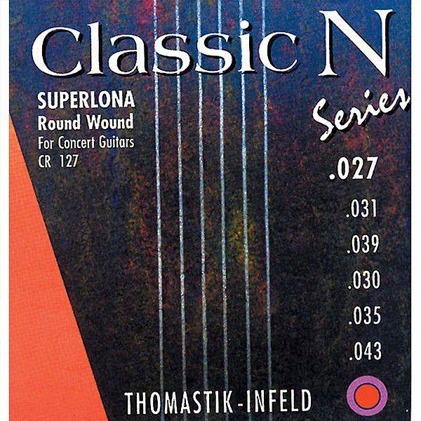 Corda Para Violão Thomastik Classic N Superlona Round Wound