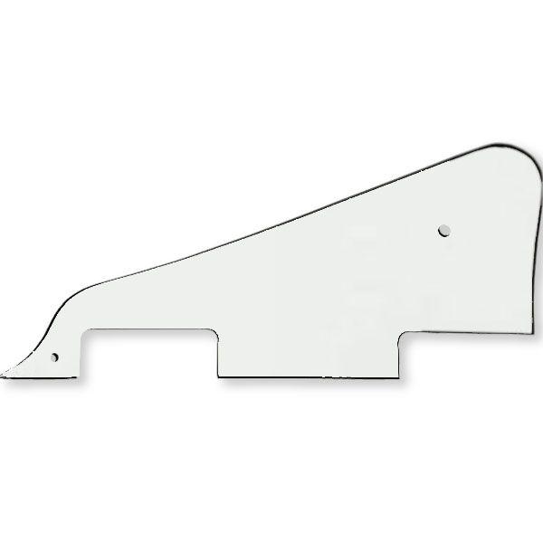 Escudo Les Paul Branco