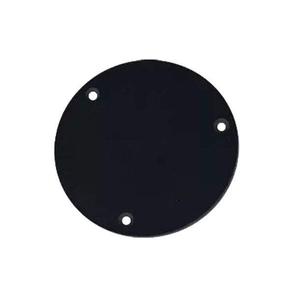 Escudo Traseiro Para Componente Les Paul Preto