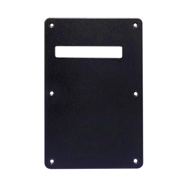 Escudo Traseiro Para Strato Com Abertura Preto Fosco Andaluz