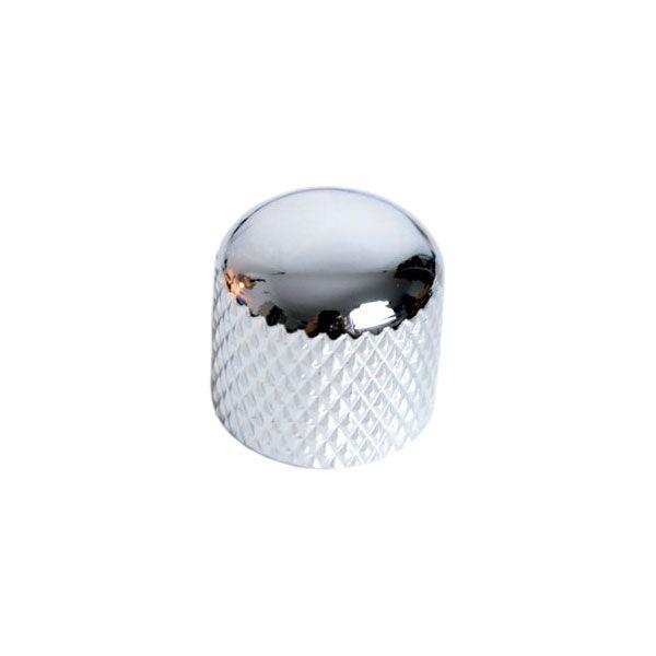 Knob Metal Arredondado com Parafuso Cromo