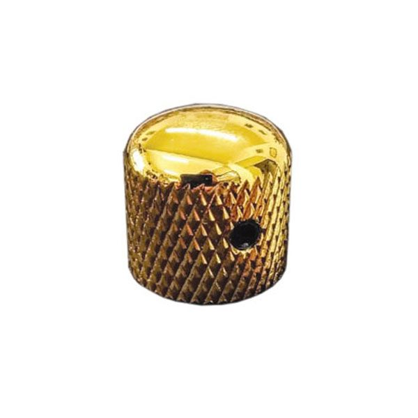 Knob Metal Com Parafuso Dourado