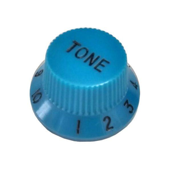Knob Plastico Tradicional Strato Tone Azul