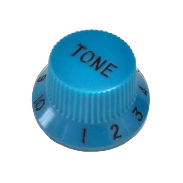 Knob Plástico Tradicional Strato Tone Azul