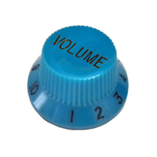 Knob Plástico Tradicional Strato Volume Azul