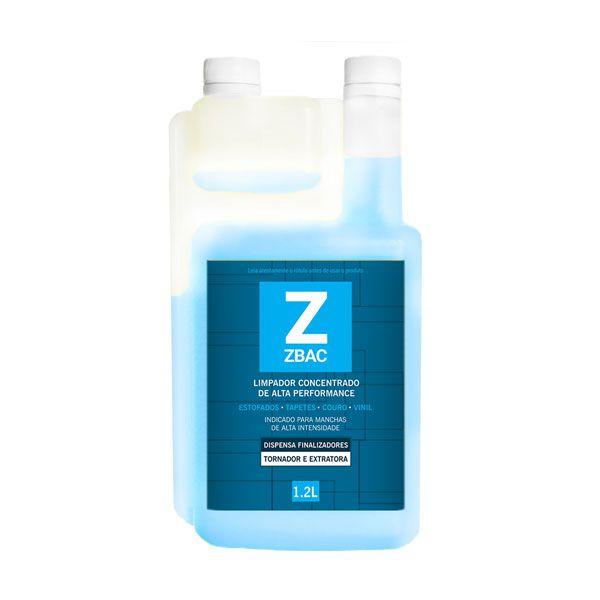 Limpador Concentrado ZBAC APC 1,2L Easytech