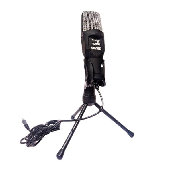 Microfone Condensador Soundcasting-650 Soundvoice