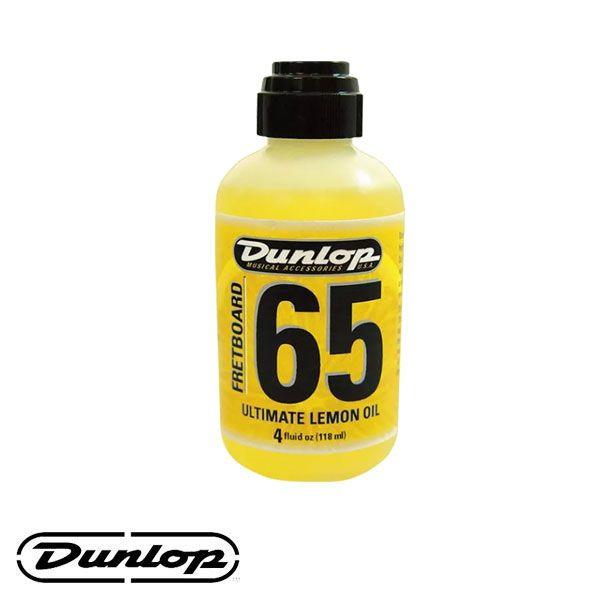 Óleo De Limão Dunlop F65 Para Escala