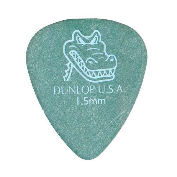 Palheta Dunlop Gator Grip 1,5mm