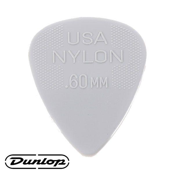 Palheta Dunlop Nylon Standard 0,60mm
