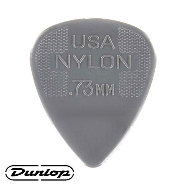 Palheta Dunlop Nylon Standard 0,73mm