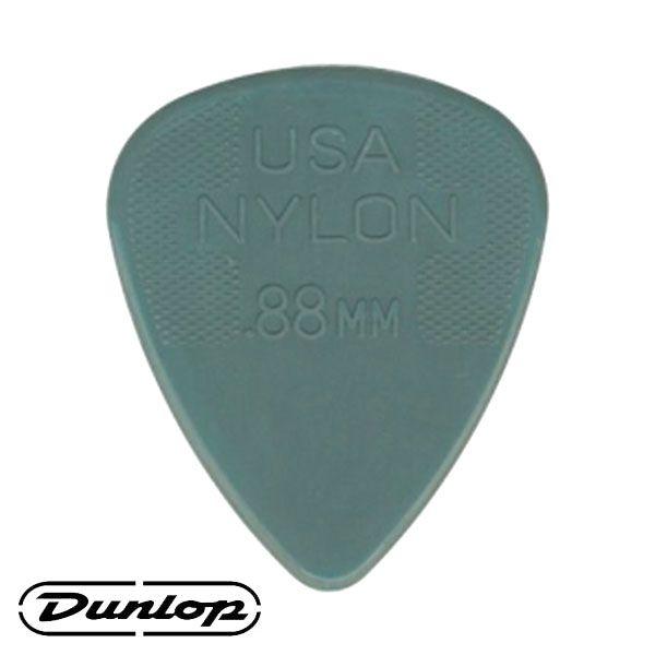 Palheta Dunlop Nylon Standard 0,88mm