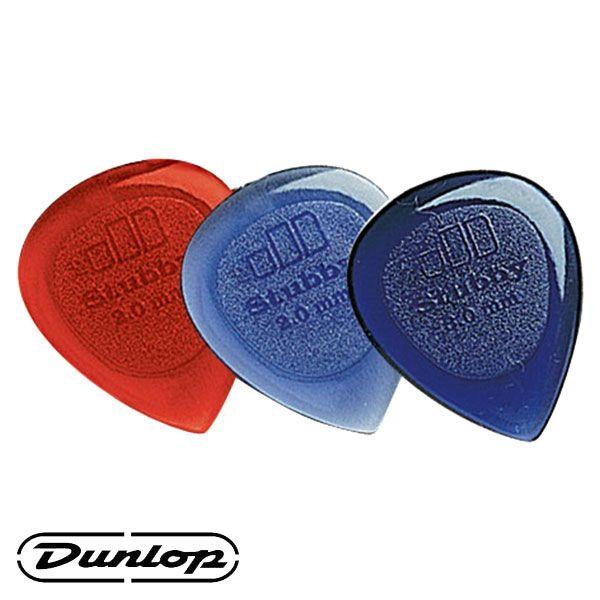Palheta Dunlop Stubby 2,0mm