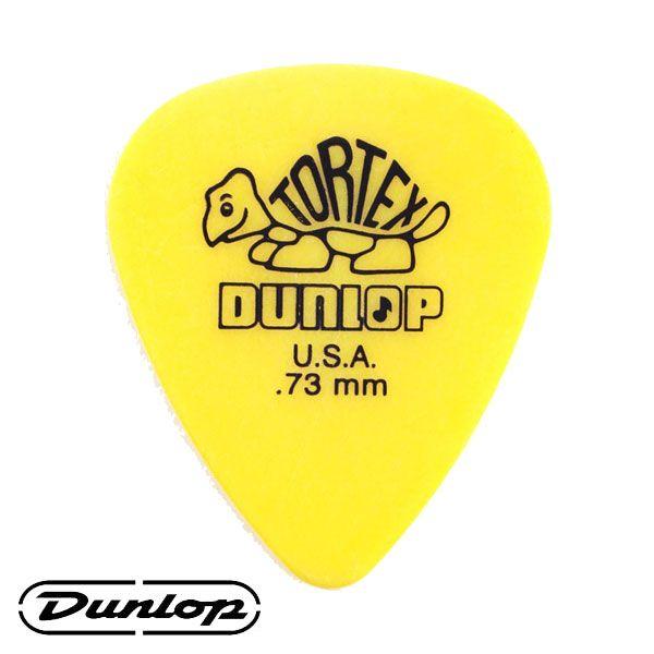 Palheta Dunlop Tortex Grip 0,73mm
