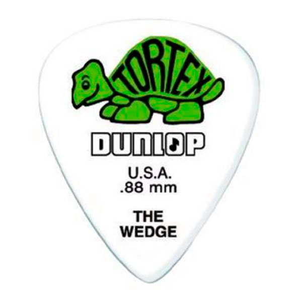 Palheta Dunlop Tortex Wedge 0,88mm