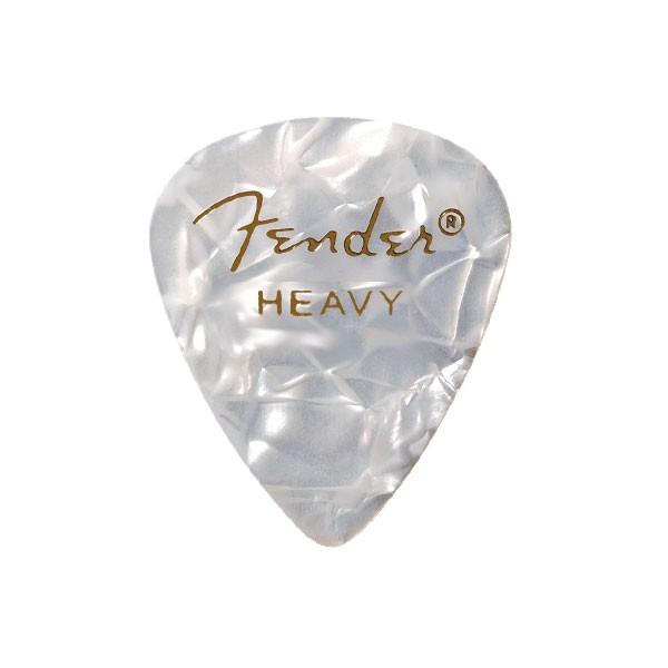 Palheta Fender Heavy Madrepérola