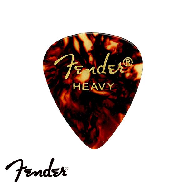 Palheta Fender Heavy Shell
