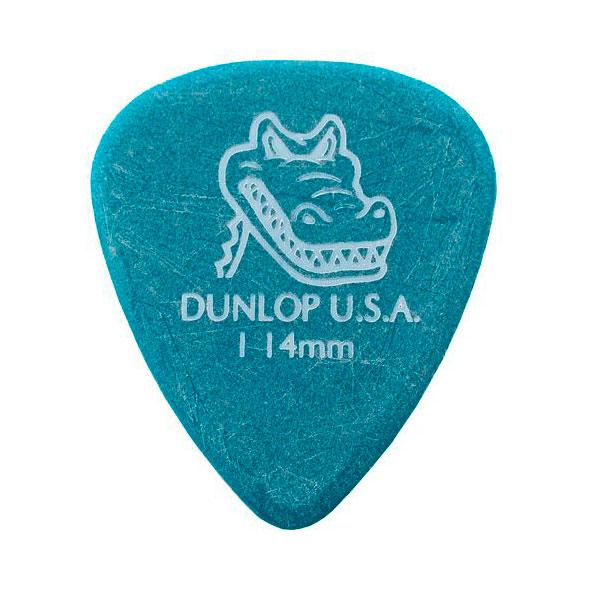 Palheta Gator Grip 1,14mm Dunlop