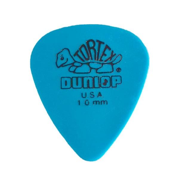 Palheta Tortex 1,0mm Azul Dunlop