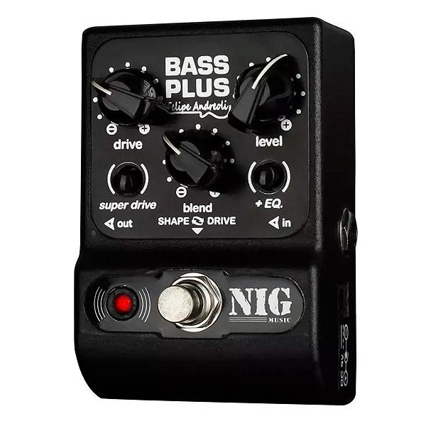 Pedal Para Baixo Bass Plus Felipe Andreoli PBPL NIG