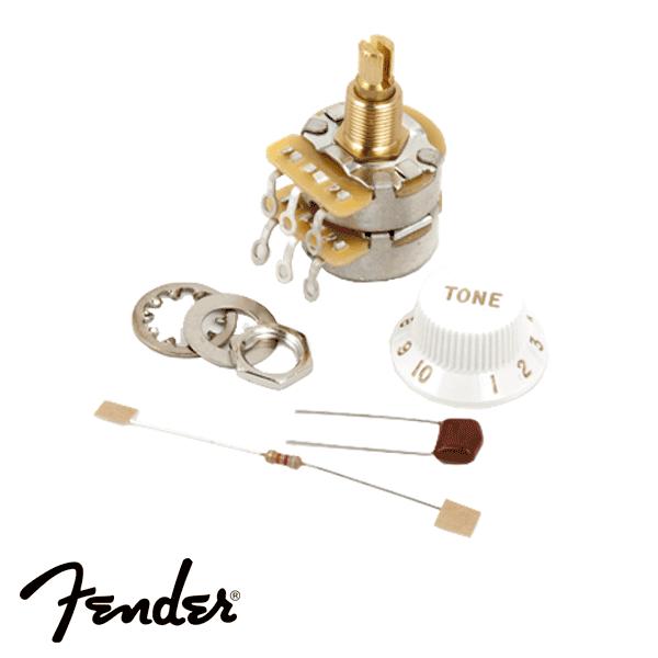 Potenciometro Fender para guitarra Tbx Tone Control