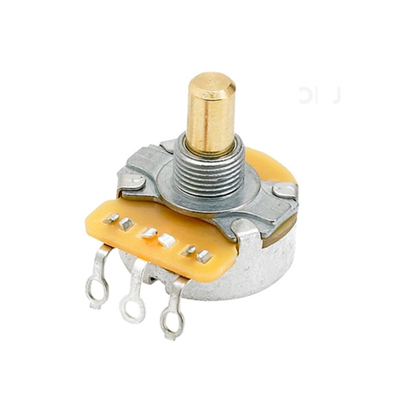 Potenciômetro Para Guitarra 250k Sólido Pure Vintage Fender