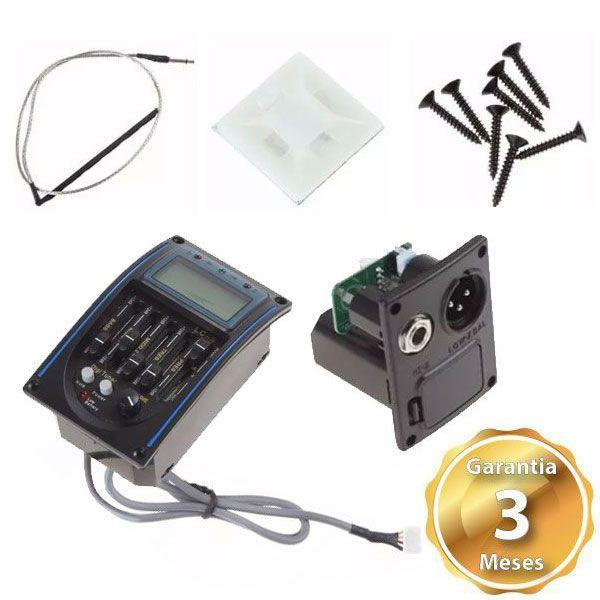 Pré Amp para Violão LC-5