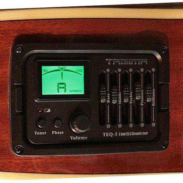 Pré Amp Para Violão Tagima TEQ 5