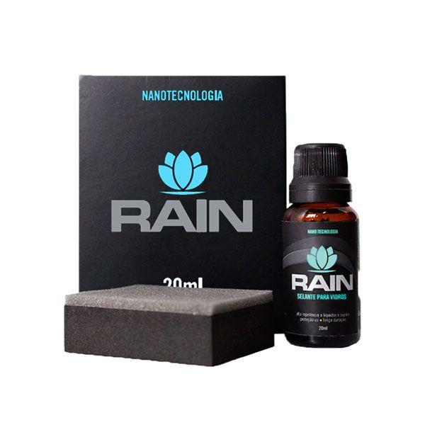 Repelente de Chuva Para Parabrisas 20ml Rain Easytech