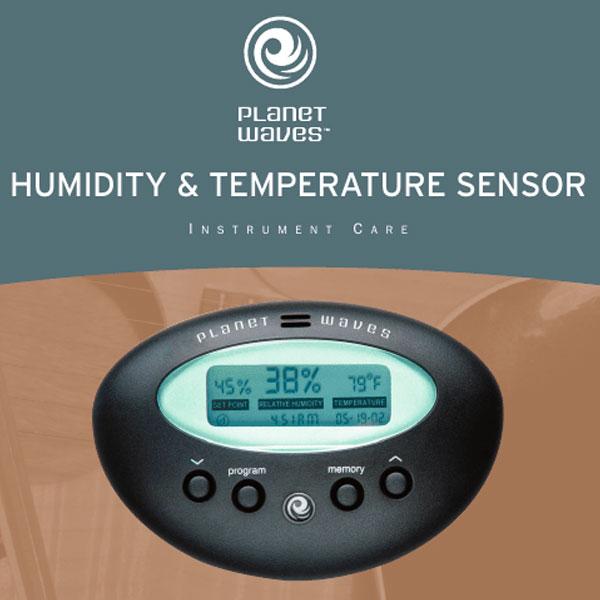 Sensor de Umidade e Temperatura Planet Waves